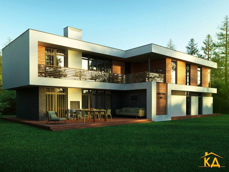Как построить плоскую крышу дома своими руками