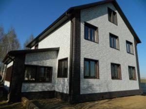 Фасадная панель DockeR серия Burg