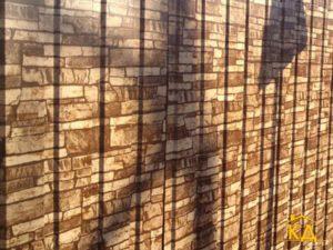 Профнастил НС-35 Экостил (камень)