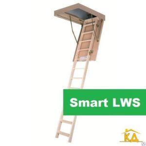 Лестница LWS SMART Plus 70х140х305