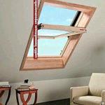 Окно в ламинации R75 K G WD 74x98