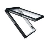 Окно в ламинации R45 K G WD 54x78