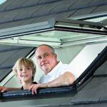 Окно в ламинации R75 K G WD 65x140