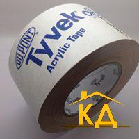 Соединительная лента односторонняя Tyvek Acrylic Tape