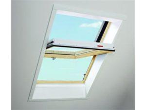 Окно в ламинации R75 K G WD 74×160